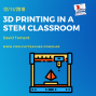 Artwork for 3D Printing in a STEM Classroom