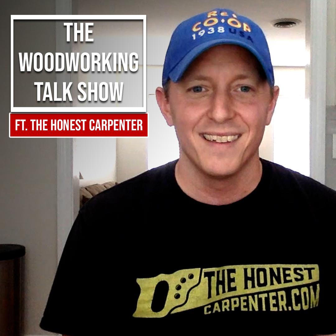 Ethan James of The Honest Carpenter (Ep 4) show art