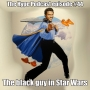 Artwork for The Hype Podcast Episode 44: The Black guy in Star Wars