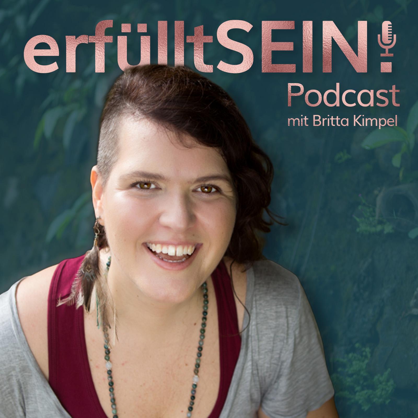 erfüllt SEIN Podcast show art