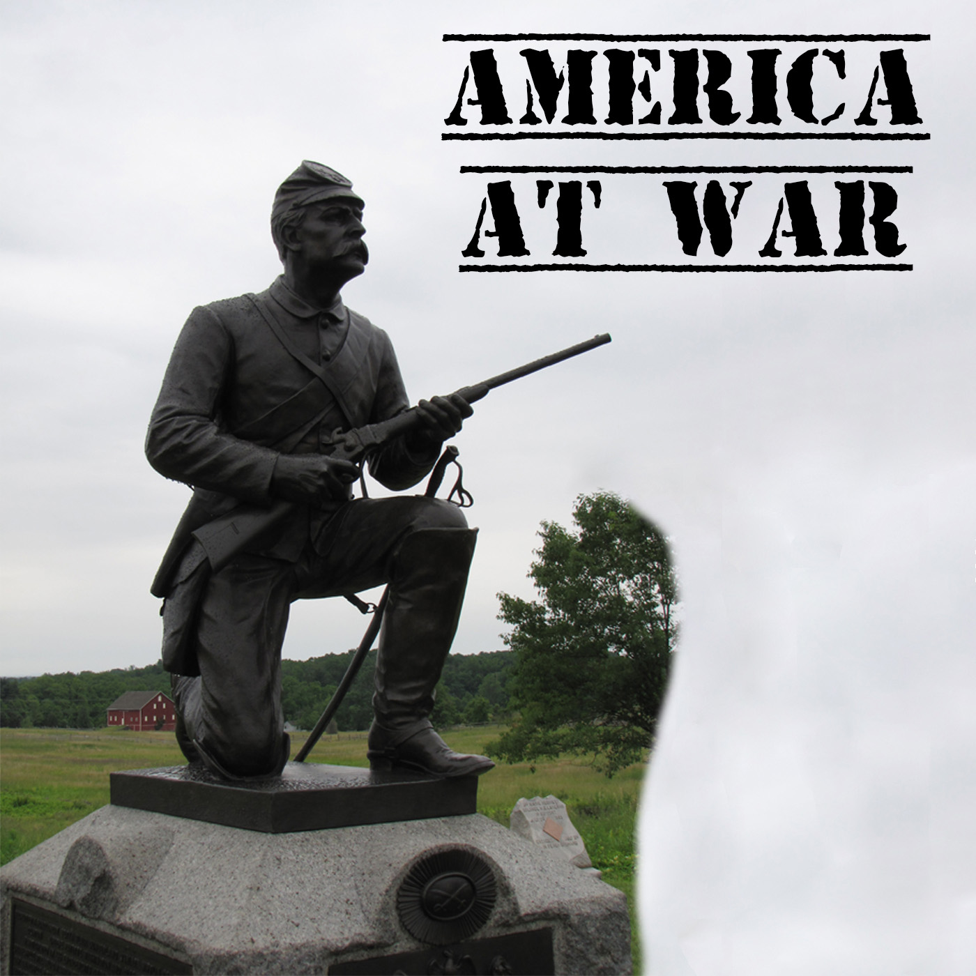 America at War show art