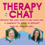 Artwork for 126: How Much Is Too Much For A Therapist To Share In A Session?