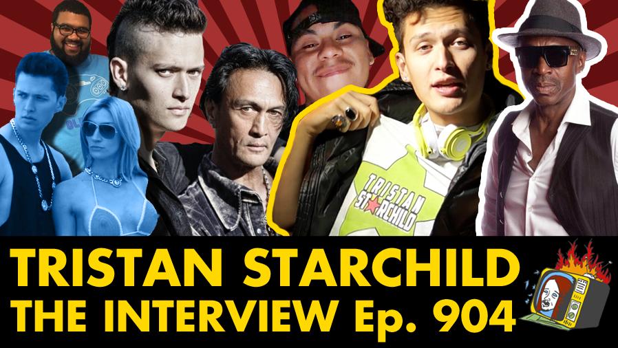 TRISTAN STARCHILD, THE INTERVIEW - Ep. 904 (RAP, HIP HOP, CRINGE, PRANK CALL)