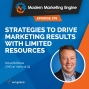 Artwork for 4 Strategies to Drive Marketing Results with Limited Resources