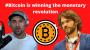 Artwork for #Bitcoin is winning the monetary revolution
