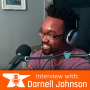 Artwork for Episode 5 - Darnell Johnson: Illustrator and Concept Artist