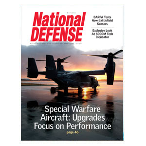 Artwork for Special Warfare Aircraft: Upgrades Focus on Performance — May 2016