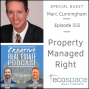 Artwork for 555 - Property Manage Right! - Marc Cunningham