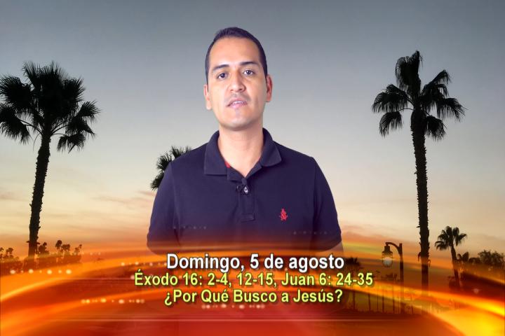 Artwork for Dios te Habla con  John Fredy Mayor Tamayo;  Tema el hoy: ¿por qué busco a Jesús?