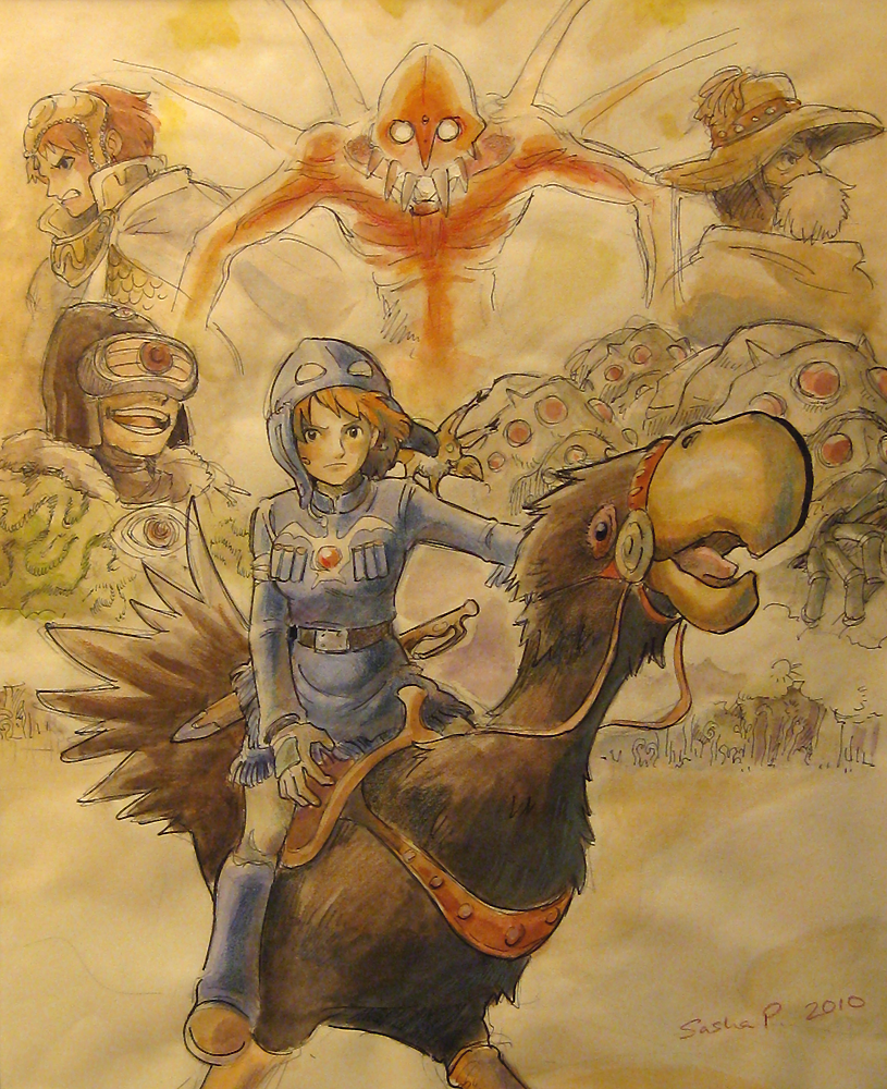 Episode 39 - Nausicaa of the Valley of the Wind