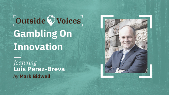 Artwork for 062 - Gambling on Innovation: How To Be Productively Wrong With Luis Perez-Breva Of MIT