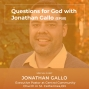 Artwork for MCP 50: Questions for God with Jonathan Gallo