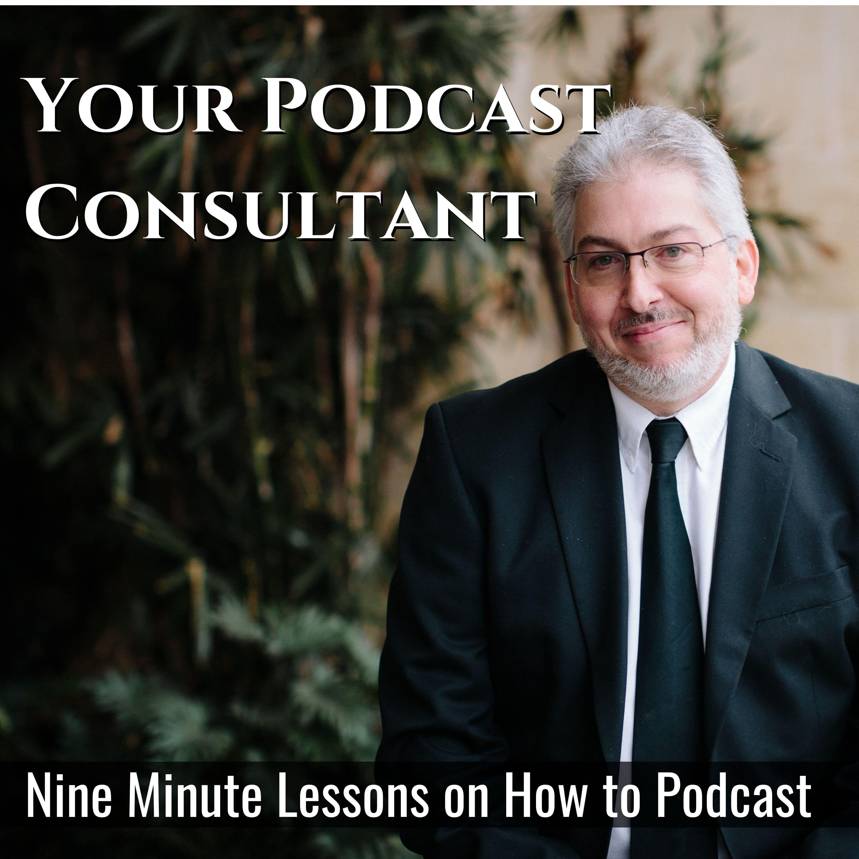 Your Podcast Consultant show art