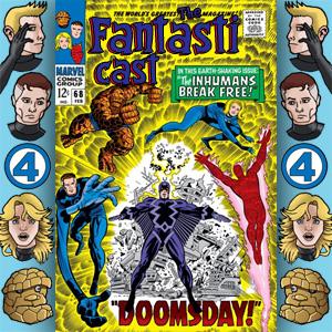 Episode 68: Fantastic Four #59 - Doomsday!