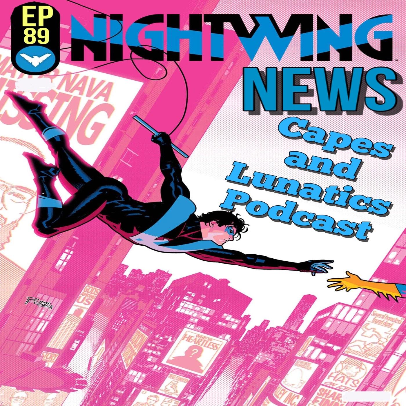 Nightwing News Ep #89: Nightwing #79 (NEW) & Nightwing #52 (2001)