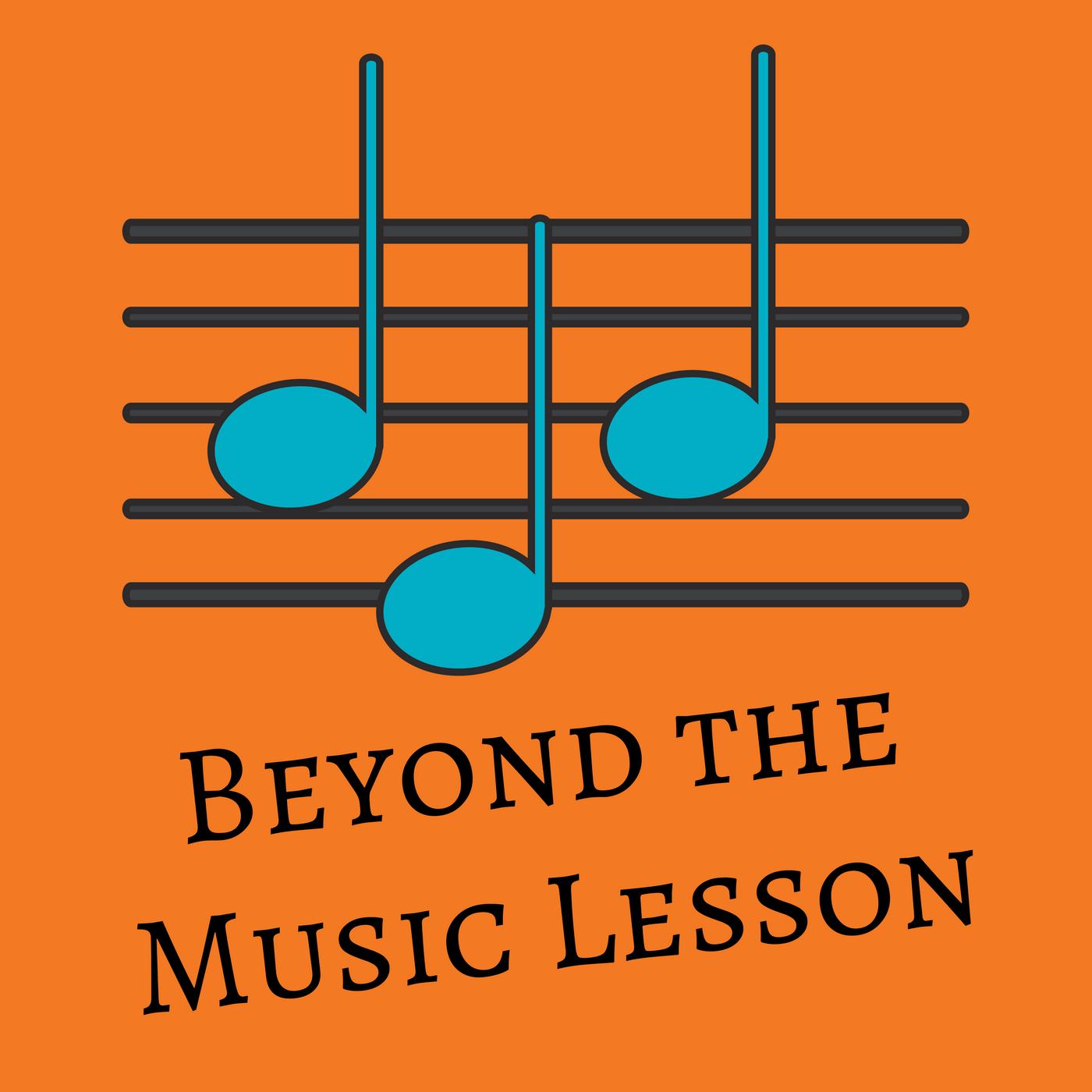 Artwork for Ep. 3: Music Arranging & The Creative Process with Martha Yasuda