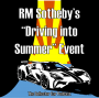 """Artwork for 068: RM Sotheby's """"Driving Into Summer"""" Event with Car Specialist Ramsey Potts"""