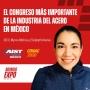 Artwork for E003 El Congreso más Importante de la Industria del Acero en México, con Myrna Molina y Elizabeth Arenas