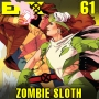 Artwork for EMX Episode 61: Zombie Sloth