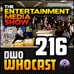 DWO WhoCast - #216 - Doctor Who Podcast