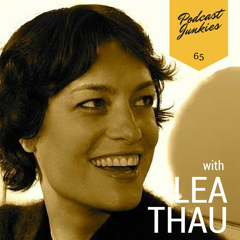 065 Lea Thau | Discovering Intimate Moments in People's Lives