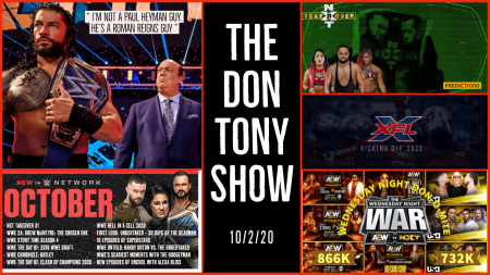 The Don Tony Show (SD) 10/02/2020 show art