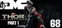 Artwork for EMP Episode 68: Thor the Dark World Movie Review pt 1