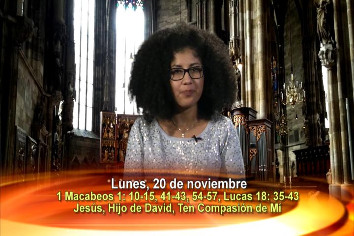 Artwork for Dios te Habla con Jessica De La Torre   Tema el hoy: ¡Jesús, Hijo de David, ten compasión de mí!