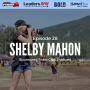 Artwork for #28 - Shelby Mahon of Backcountry Motorsports Media and CF Moto shares her experience in motorsports marketing, photography, videography, and racing.