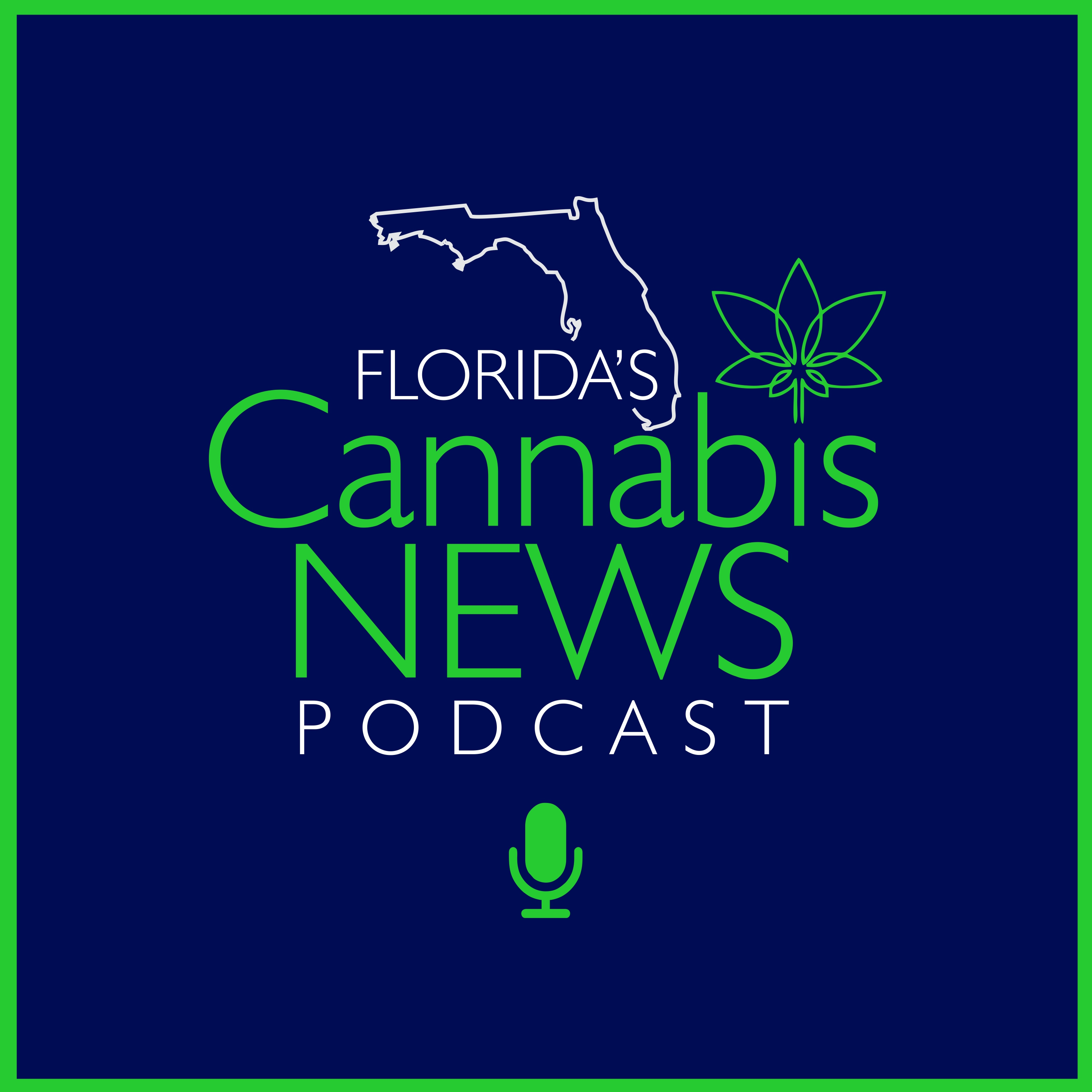 May 3: THC Cap Snuck its Way into SB 188, Florida's Hemp Program One Step Closer to Reality, MedMen and Neighbors Feud about Noise show art