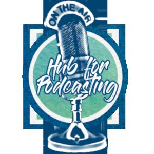 Hub for Podcasting Logo