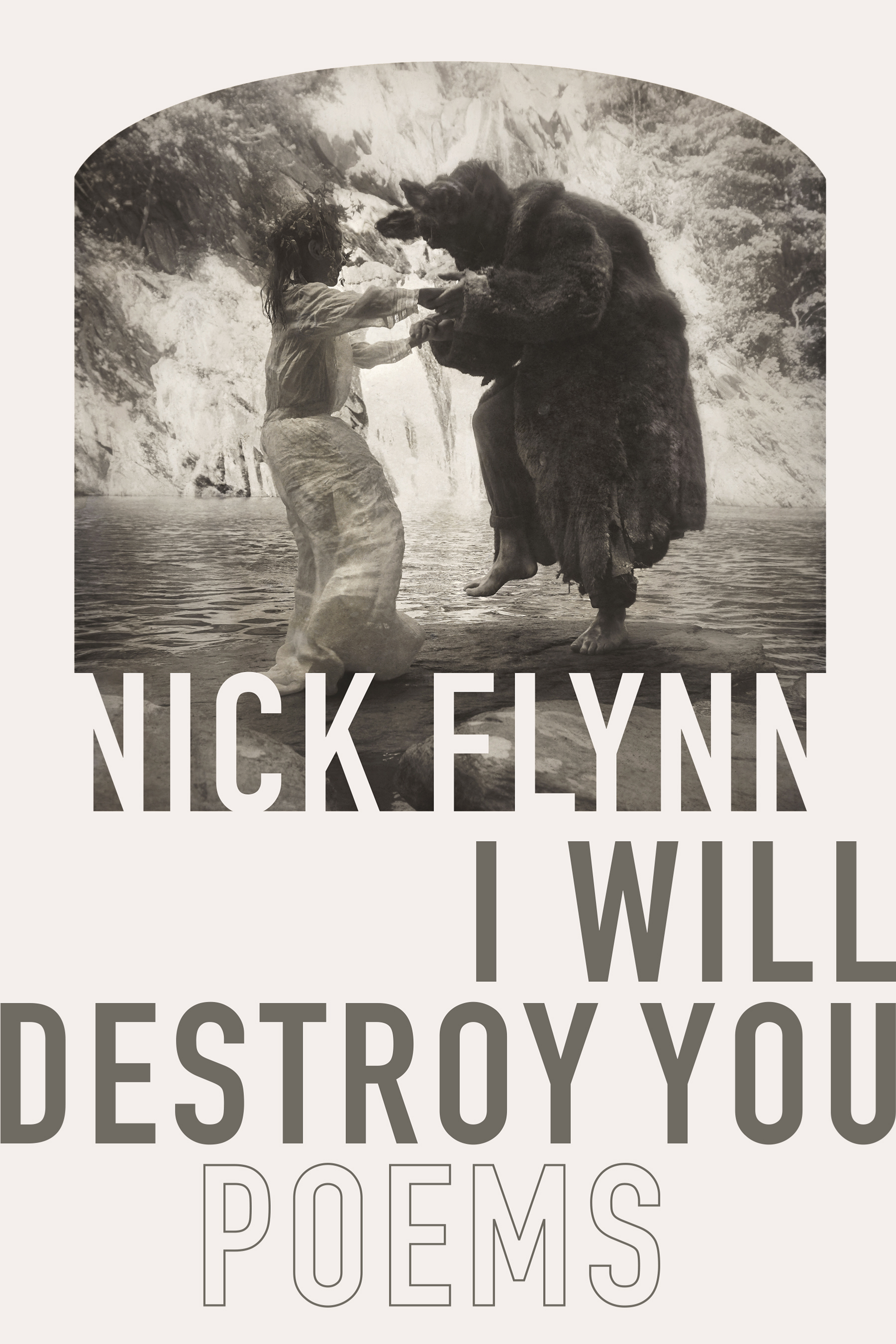 I Will Destroy You book cover