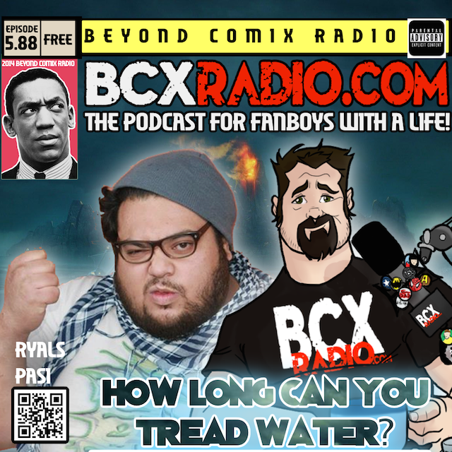 BCXradio 5.88 - How Long Can You Tread Water?