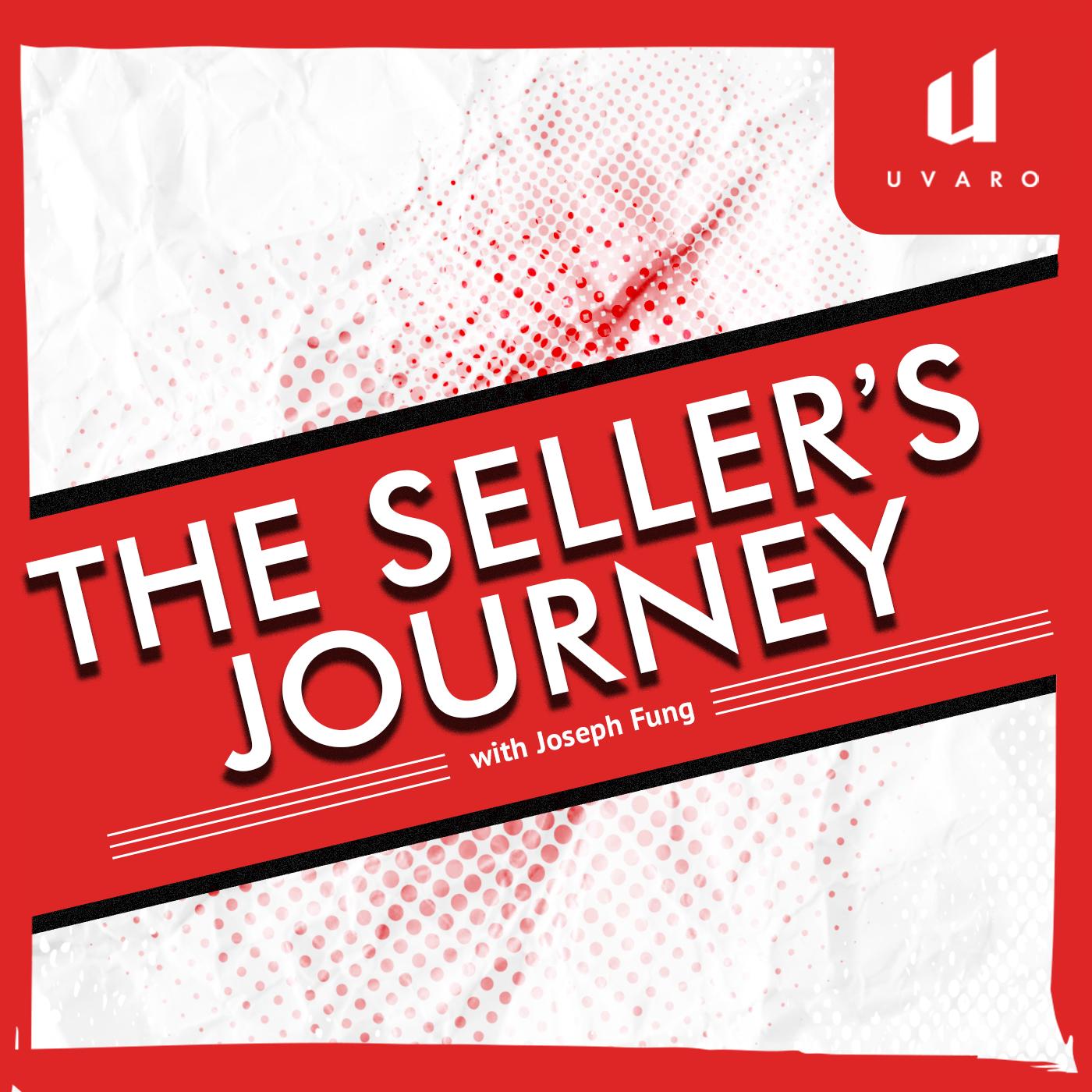 The Seller's Journey show art