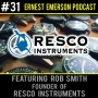 Artwork for #31 - Rob Smith, Founder of Resco Instruments