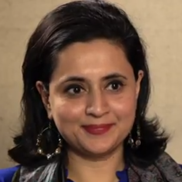Interview with Sagarika Ghose