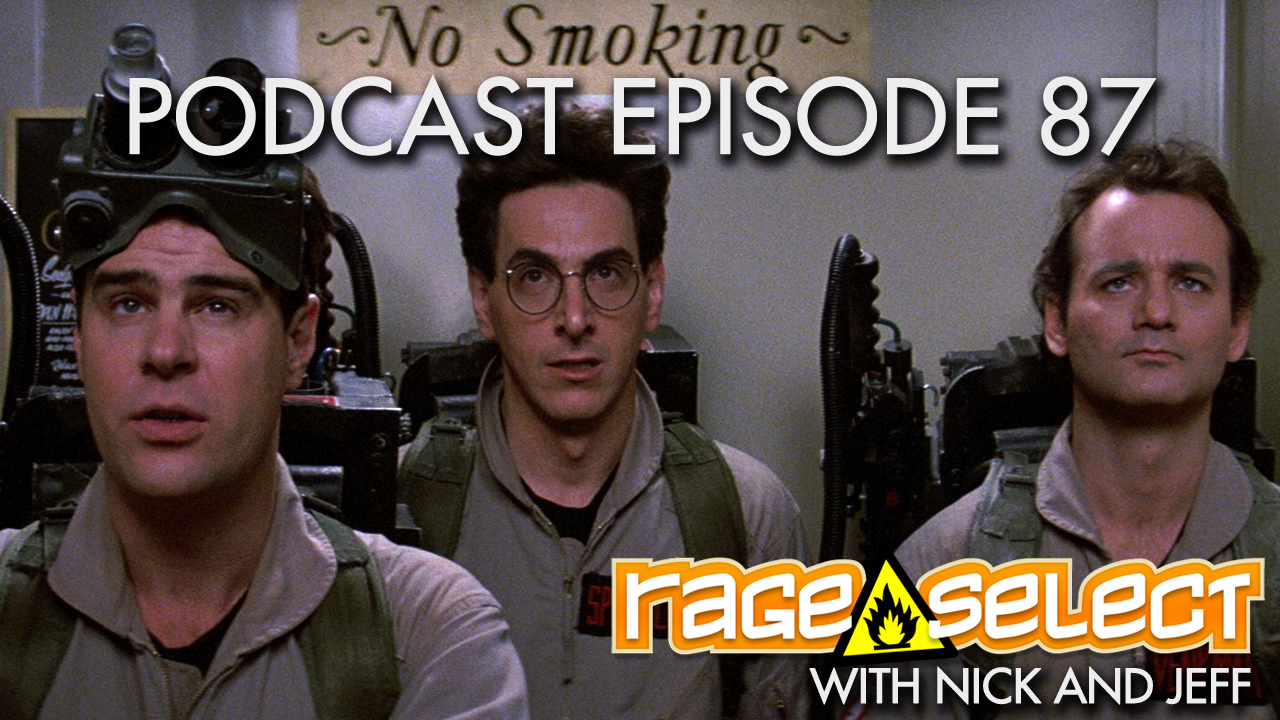 Rage Select Podcast Episode 87 - Nick and Jeff Answer Your Questions!