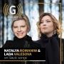 Artwork for Natalya Romaniw and Lada Valešová on Slavic songs