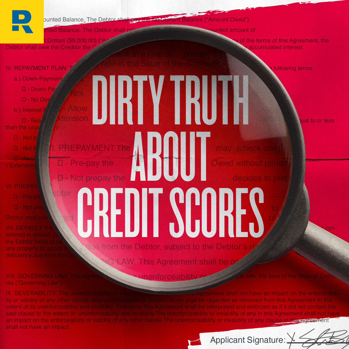 Ep 7: The Dirty Truth Behind Your Credit Score