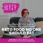 Artwork for Keto Food No One Should Eat