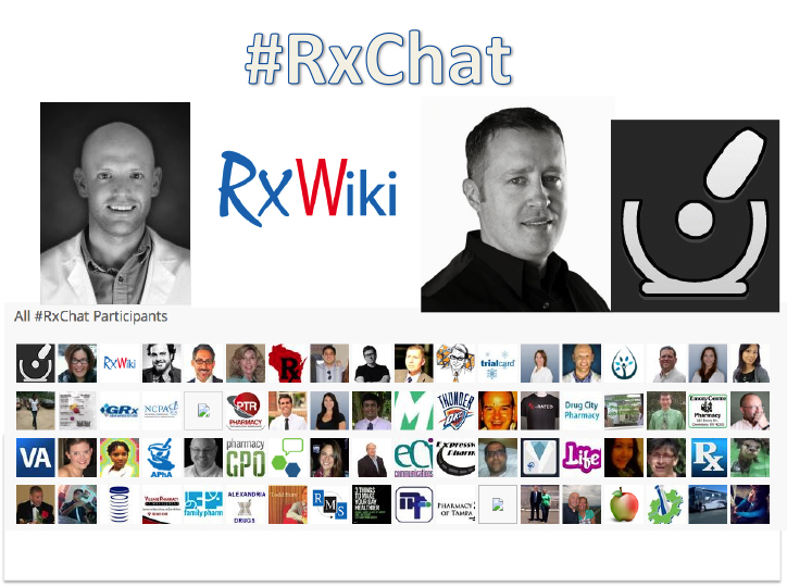 Pharmacy Podcast Episode 128 #RxChat Leadership in Pharmacy
