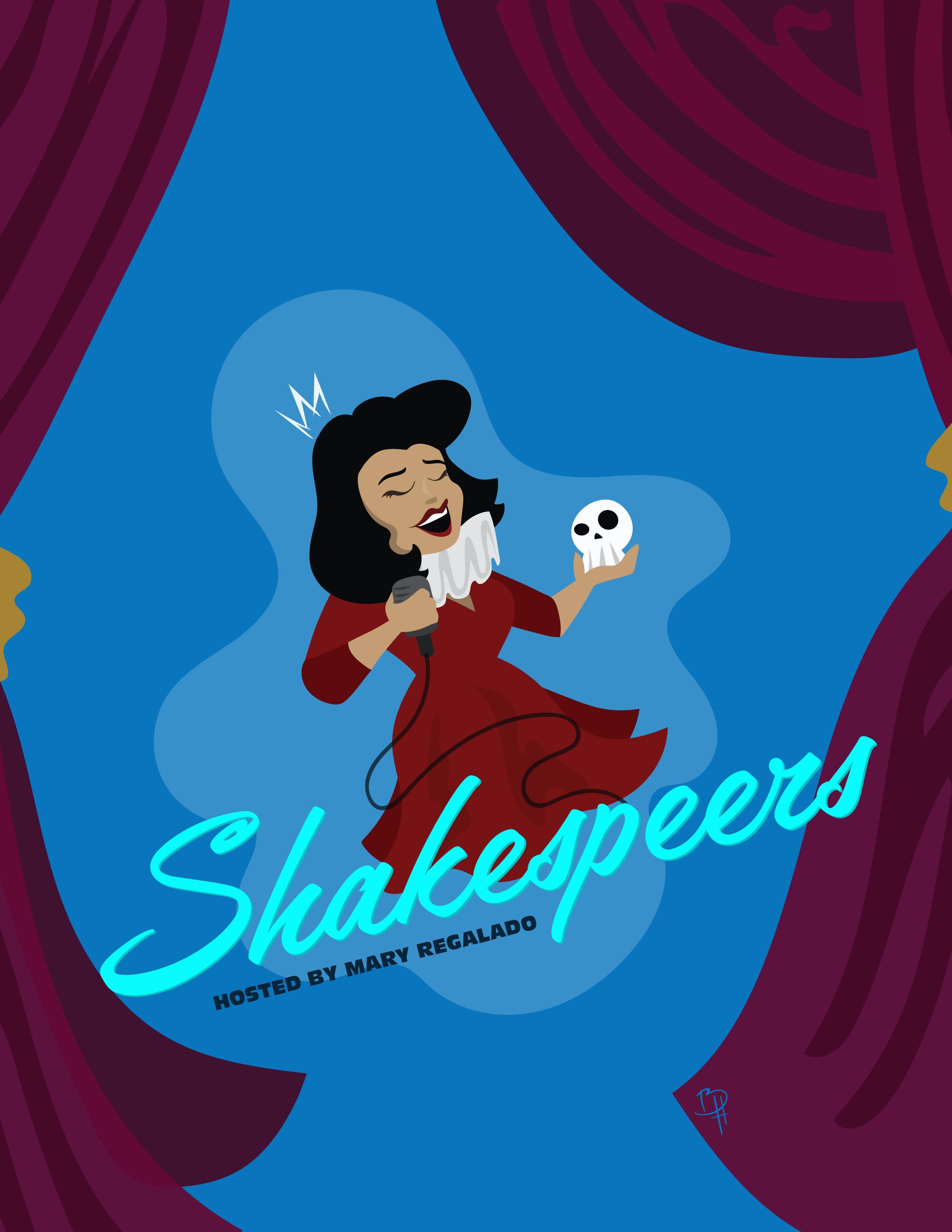 Lukewarm Shakespeare with Victoria Hines
