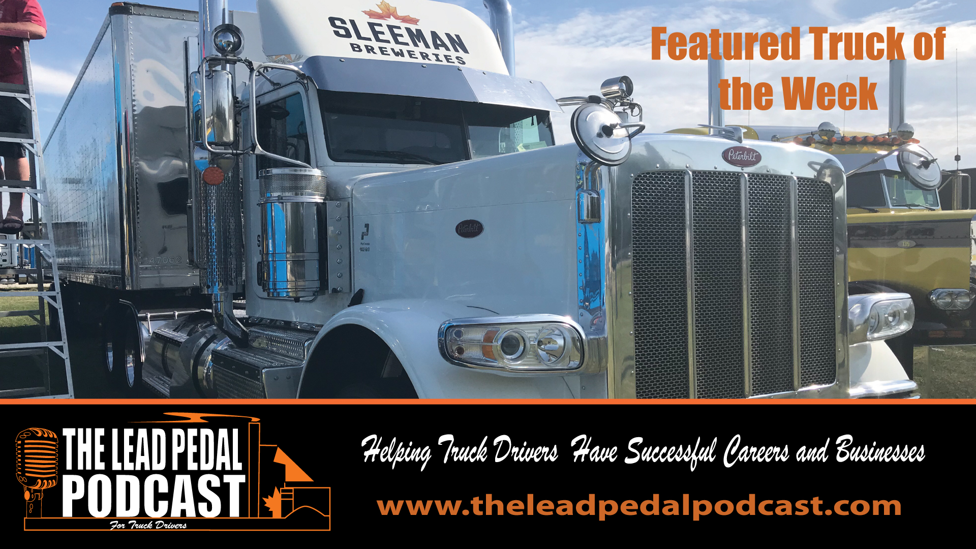 Sleemans-Truck of the Week