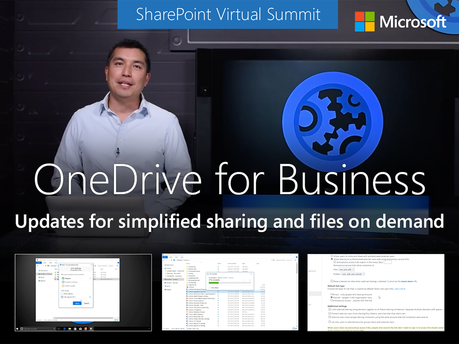 Artwork for OneDrive for Business updates