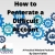 How to Penetrate  a Difficult Account show art
