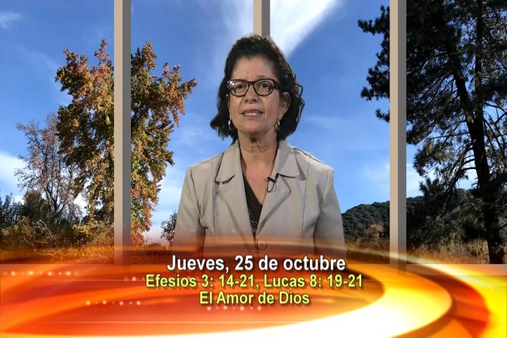 Artwork for Dios te Habla con Maria Eva Hernandez;  Tema el hoy: El Amor de Dios