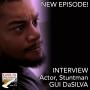 "Artwork for INTERVIEW: GUI DaSILVA, The Return of Actor, Stuntman, Martial Artist ""Captain America: Civil War"""