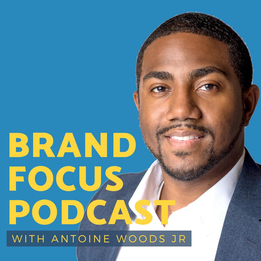 Brand Focus Podcast show art