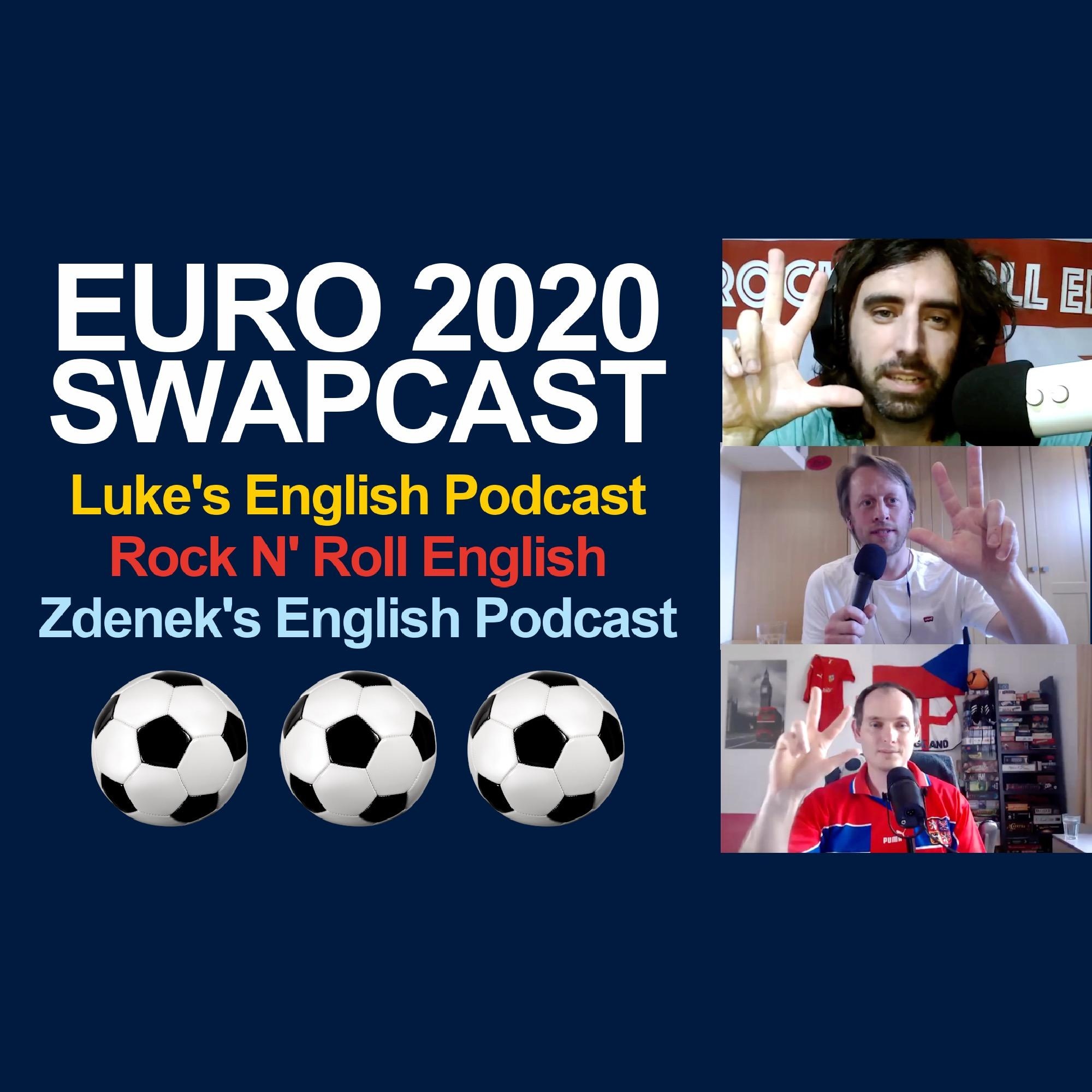 BONUS: [1/2] EURO2020 Swapcast with Martin Johnston (RnR) & Zdenek Lukas (ZEP)