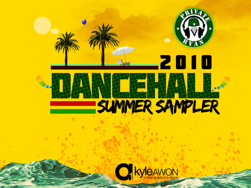 Private Ryan Presents The Dancehall 2010 Summer Sampler (EXPLICIT)